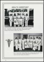 1981 Franklin County Area Vocational School Yearbook Page 74 & 75