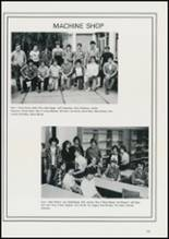 1981 Franklin County Area Vocational School Yearbook Page 76 & 77