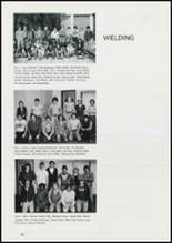 1981 Franklin County Area Vocational School Yearbook Page 86 & 87