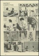 1981 Franklin County Area Vocational School Yearbook Page 104 & 105