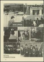 1981 Franklin County Area Vocational School Yearbook Page 106 & 107