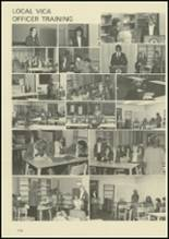 1981 Franklin County Area Vocational School Yearbook Page 108 & 109
