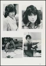 1981 Franklin County Area Vocational School Yearbook Page 124 & 125