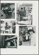 1981 Franklin County Area Vocational School Yearbook Page 136 & 137