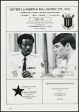 1981 Franklin County Area Vocational School Yearbook Page 166 & 167
