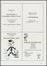 1981 Franklin County Area Vocational School Yearbook Page 170 & 171