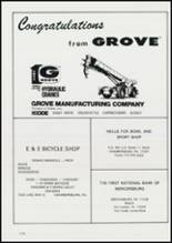 1981 Franklin County Area Vocational School Yearbook Page 174 & 175