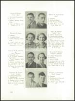 1937 Melrose High School Yearbook Page 24 & 25