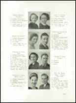 1937 Melrose High School Yearbook Page 28 & 29