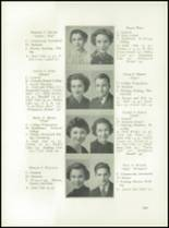 1937 Melrose High School Yearbook Page 36 & 37