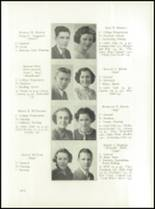 1937 Melrose High School Yearbook Page 40 & 41