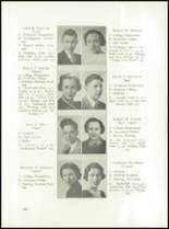 1937 Melrose High School Yearbook Page 48 & 49