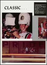 1986 Elsinore High School Yearbook Page 12 & 13