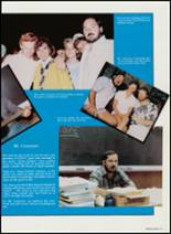 1986 Elsinore High School Yearbook Page 20 & 21
