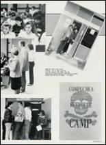 1986 Elsinore High School Yearbook Page 30 & 31