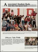 1986 Elsinore High School Yearbook Page 32 & 33