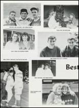 1986 Elsinore High School Yearbook Page 42 & 43