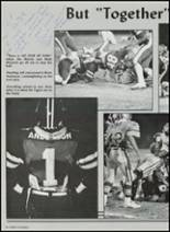 1986 Elsinore High School Yearbook Page 48 & 49