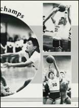1986 Elsinore High School Yearbook Page 62 & 63