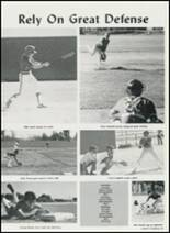 1986 Elsinore High School Yearbook Page 88 & 89