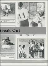 1986 Elsinore High School Yearbook Page 94 & 95
