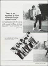 1986 Elsinore High School Yearbook Page 98 & 99