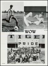 1986 Elsinore High School Yearbook Page 100 & 101