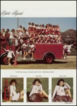 1986 Elsinore High School Yearbook Page 104 & 105