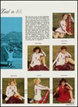 1986 Elsinore High School Yearbook Page 106 & 107