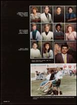 1986 Elsinore High School Yearbook Page 130 & 131