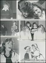 1986 Elsinore High School Yearbook Page 152 & 153