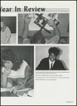 1986 Elsinore High School Yearbook Page 164 & 165
