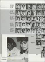 1986 Elsinore High School Yearbook Page 194 & 195