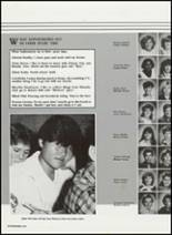 1986 Elsinore High School Yearbook Page 198 & 199