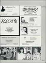 1986 Elsinore High School Yearbook Page 260 & 261