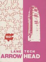 1982 Yearbook Lane Technical High School