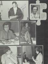 1980 Chattanooga Valley High School Yearbook Page 20 & 21