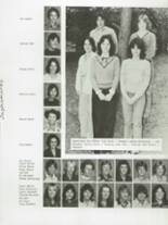 1980 Chattanooga Valley High School Yearbook Page 32 & 33