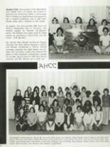 1980 Chattanooga Valley High School Yearbook Page 58 & 59