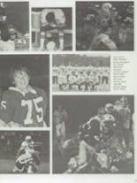 1980 Chattanooga Valley High School Yearbook Page 78 & 79
