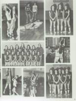 1980 Chattanooga Valley High School Yearbook Page 84 & 85