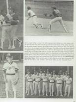 1980 Chattanooga Valley High School Yearbook Page 98 & 99