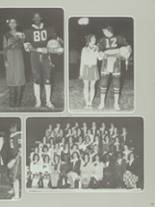 1980 Chattanooga Valley High School Yearbook Page 110 & 111