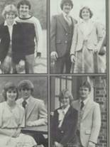 1980 Chattanooga Valley High School Yearbook Page 134 & 135