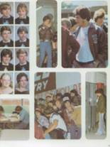 1980 Chattanooga Valley High School Yearbook Page 140 & 141