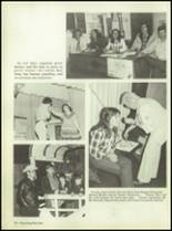 1980 Baird High School Yearbook Page 14 & 15