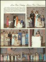 1980 Baird High School Yearbook Page 16 & 17