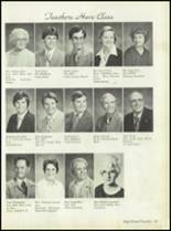 1980 Baird High School Yearbook Page 22 & 23