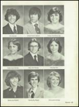 1980 Baird High School Yearbook Page 26 & 27
