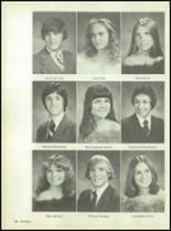 1980 Baird High School Yearbook Page 28 & 29